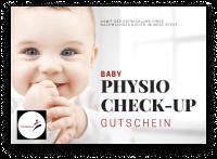 Gutschein Baby Physio Check-Up