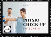 Gutschein Erwachsenen Physio Check-Up